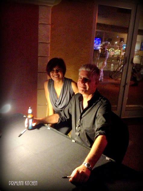 Heartfelt Encounter: Rendezvous with Mr. Anthony Bourdain ...