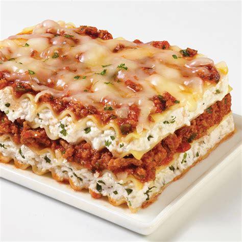 Hearty Meat Lasagna Recipe   Wilton