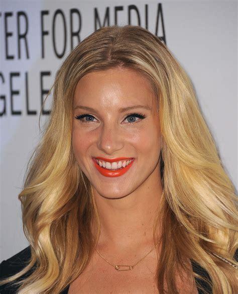 Heather Morris Bright Lipstick - Bright Lipstick Lookbook ...