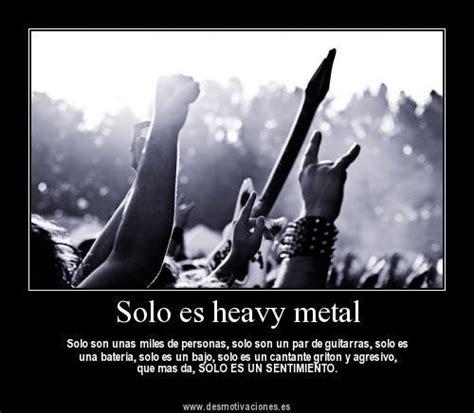 Heavy metal  desmotivaciones.es    Taringa!