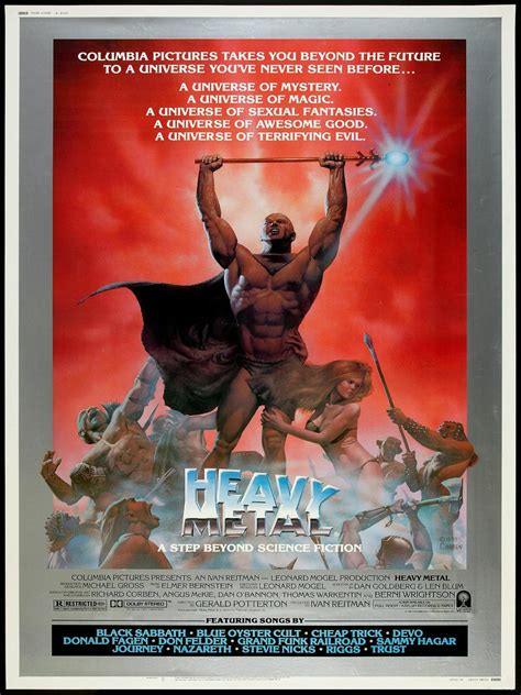 Heavy Metal - film 1981 - Beyazperde.com
