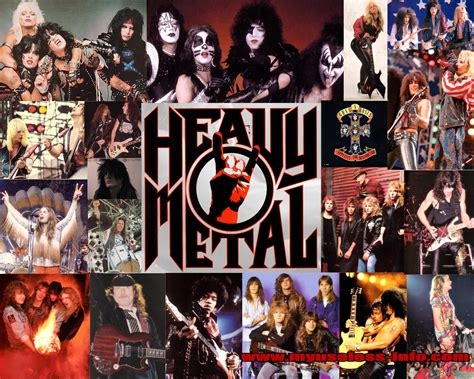 Heavy Metal   Jeϟϟi s Groupies ♠ Photo  28605103    Fanpop