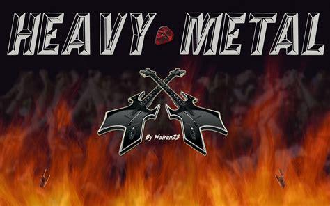 Heavy Metal Logo/Wallpaper 02 | Heavy Metal Forever!  PC ...