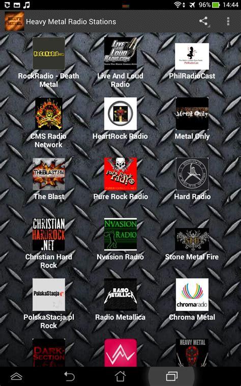Heavy Metal Radio Stations: Amazon.es: Appstore para Android