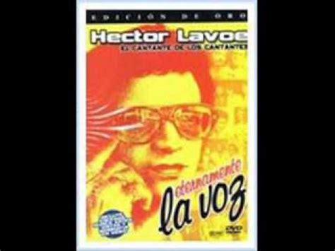 Hector Lavoe   Juanito Alimaña | salsa | Musica, Música ...