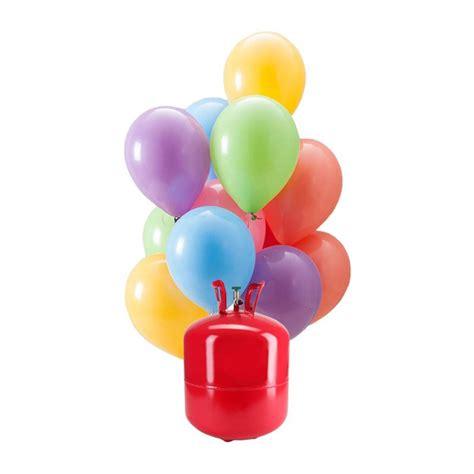 Helio para globos, ¡decora tus fiestas!