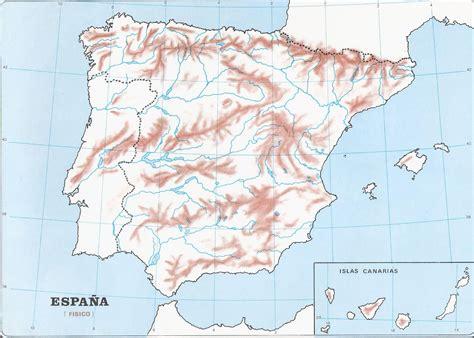 helloMrGómez: Geografía Mapas físicos España, Europa, Mundo.