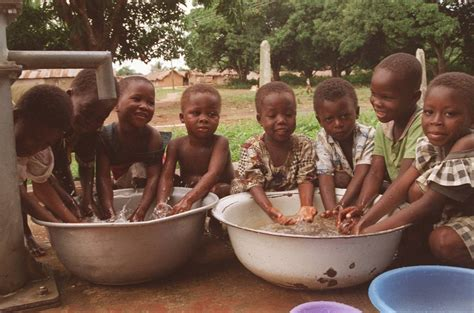 Help Africa: September 2010