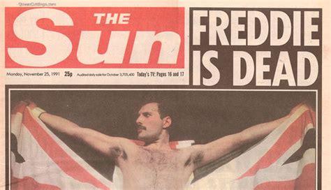 Hemeroteca. Mercury: la prensa del día en que murió el ...