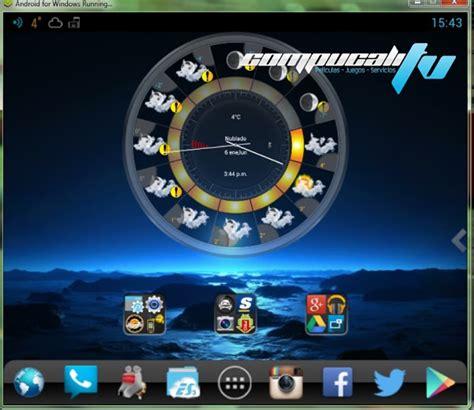 Hemisferio Creativo: Emulador de Android gratuito para PC ...