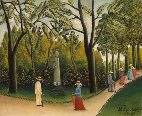 Henri Rousseau (1844-1910); Pintor Naïf. – euclides59