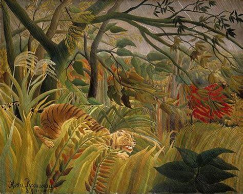 Henri Rousseau Most Important Art   TheArtStory