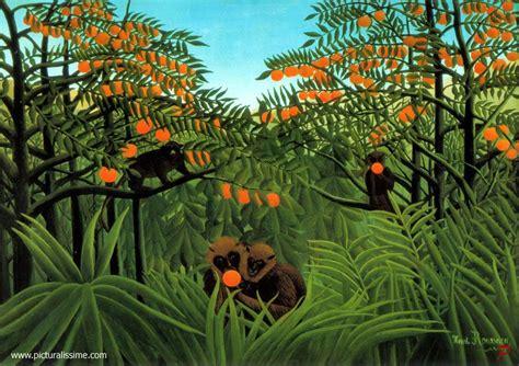 henri rousseau paintings   Henri Rousseau Jungle Henri ...