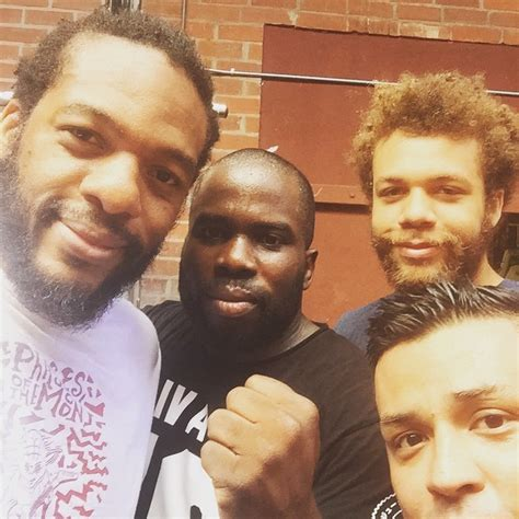 Herb Dean MMA | Just got in some weights at the fight ...