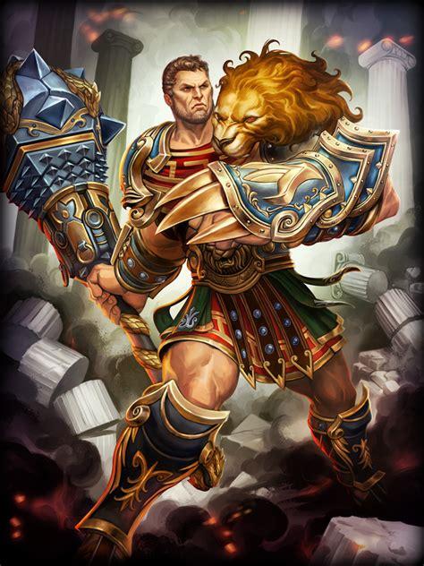 Hercules | Smite Wiki | FANDOM powered by Wikia
