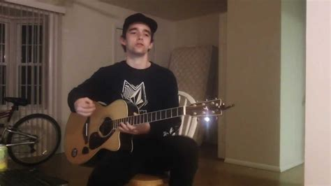 Here I Am (Acoustic Cover & Tab) SOJA - YouTube