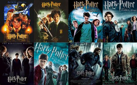 Here s How Much The  Harry Potter  Cast Changed Throughout ...