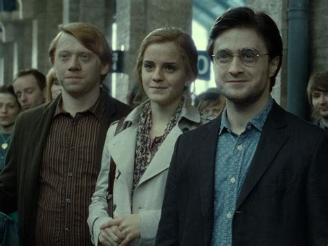 Here s how the  Harry Potter  characters look years later ...
