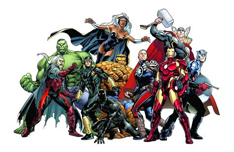 Here's How You Can Access the Marvel Comics Library for ...