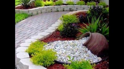 Hermosas decoraciones para patio y jardines   YouTube