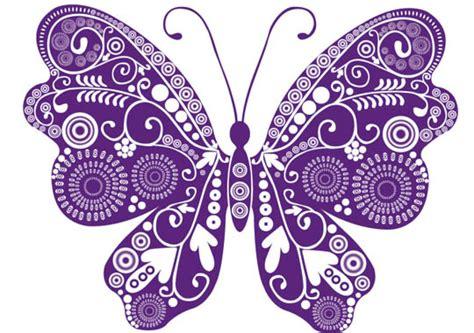 Hermosas mariposas vector material Descarga gratuita de ...