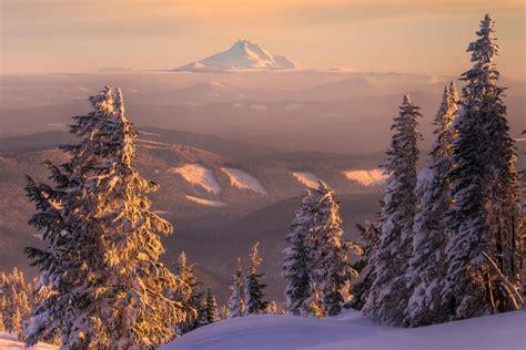 Hermoso paisaje cubierto de nieve (66611)