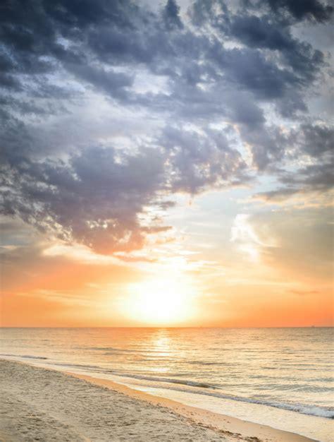 Hermoso paisaje marino de verano | Descargar Fotos gratis