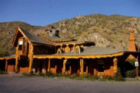 Hermoso Restaurant!!!!   Picture of Casa Bosque, Santiago ...