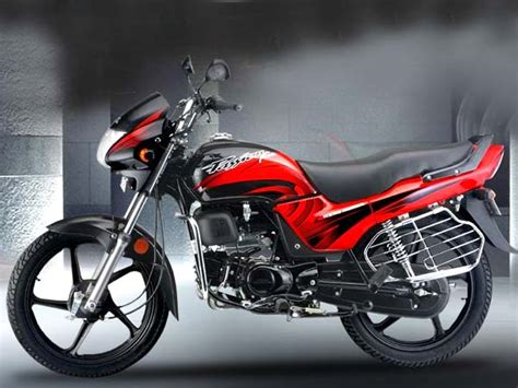 Hero Honda Passion Plus Bike Review - Hero Honda Passion ...