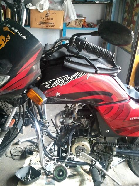 Hero Honda Passion Plus: pics, specs and list of seriess ...