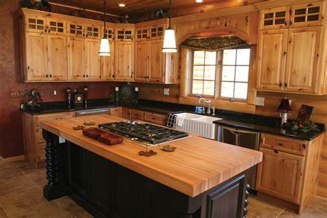 Hickory Kitchen Cabinets   EVA Furniture