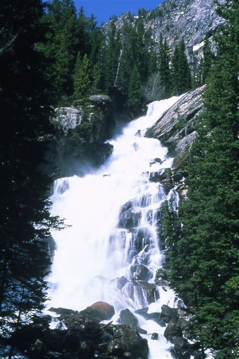 Hidden Falls (Teton County, Wyoming) - Wikipedia