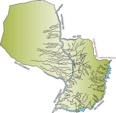 Hidrografía del Paraguay   Edicion Impresa   ABC Color
