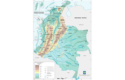 Hidrografía - Geografía - Historia de Colombia - Colombia ...