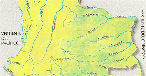 Hidrográfica de Colombia | Geografia