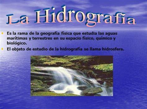 Hidrosfera. - Taringa!