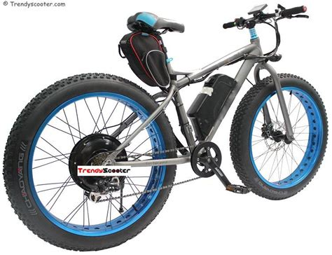 High Performance Men s Fat Tire Fashion Electric Bike