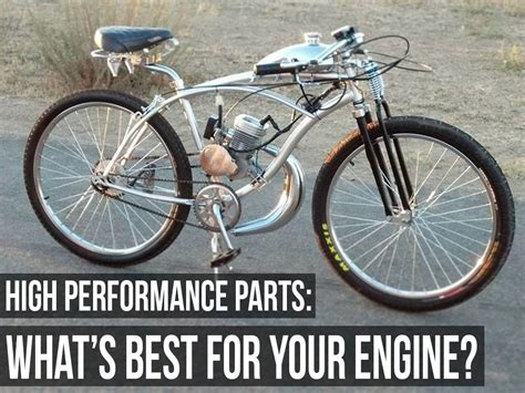 High Performance Parts: What s Best for Your Engine ...