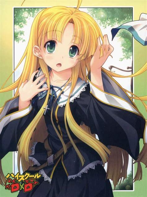 High School DXD   Anime Amino