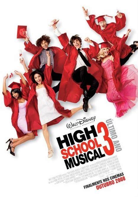 High School Musical 3: Último Ano - SAPO Mag