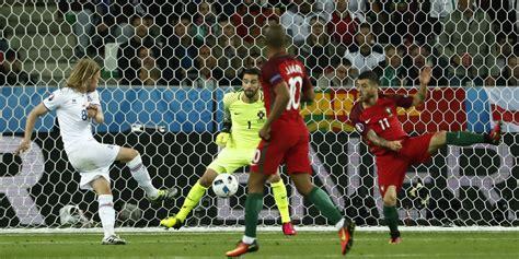 Highlights Euro 2016: Portugal 1 1 Islandia   Bola.net