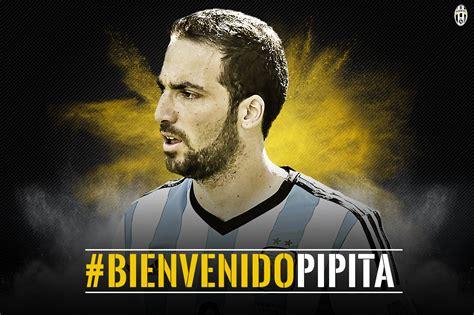Higuain joins Juventus - Juventus.com