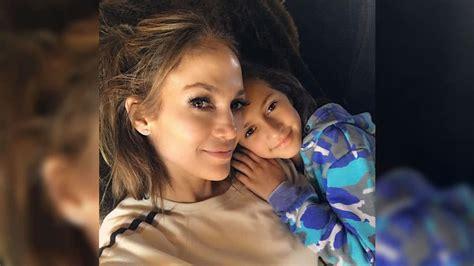 Hija de Jennifer López y Marc Anthony es víctima de ...