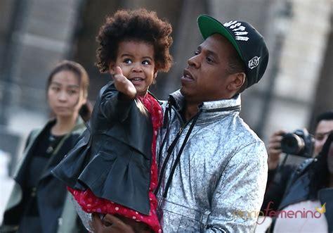 Hijos de famosos: Blue Ivy, la niña mediática de Jay Z y ...