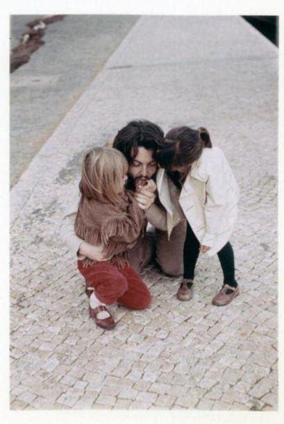 Hijos de Paul McCartney - Univision