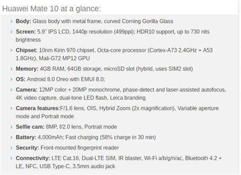 [HILO OFICIAL] Huawei MATE 10   ¿El mejor Android de 2017 ...