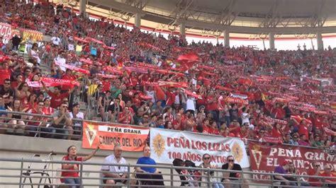 Himno centenario Real Murcia - Real Madrid Castilla (min ...
