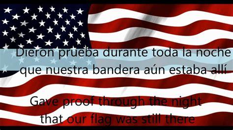 Himno de los Estados unidos de América, con letra en ...