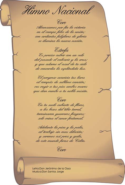 Himno de Panamá.jpg  1790×2659    CULTURA   Pinterest ...