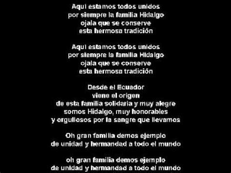 Himno Hidalgo s Unidos por Siempre   YouTube